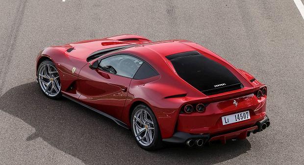 Ferrari 821 Superfast