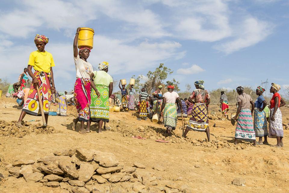 Modlimy się do Boga, by zaczęło padać. Jeśli deszcze nie przyjdą, zacznie się głód. Kiedyś padało znacznie więcej, ale klimat się zmienia