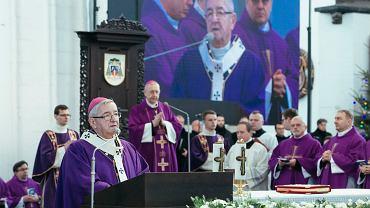 Homilię wygłosił abp Sławoj Leszek Głódź.