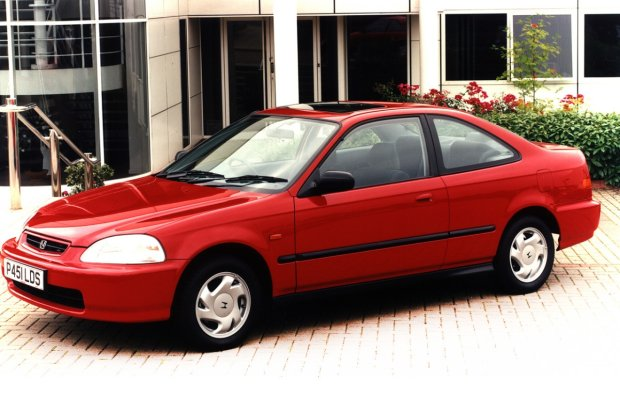 Honda Civic VI coupe