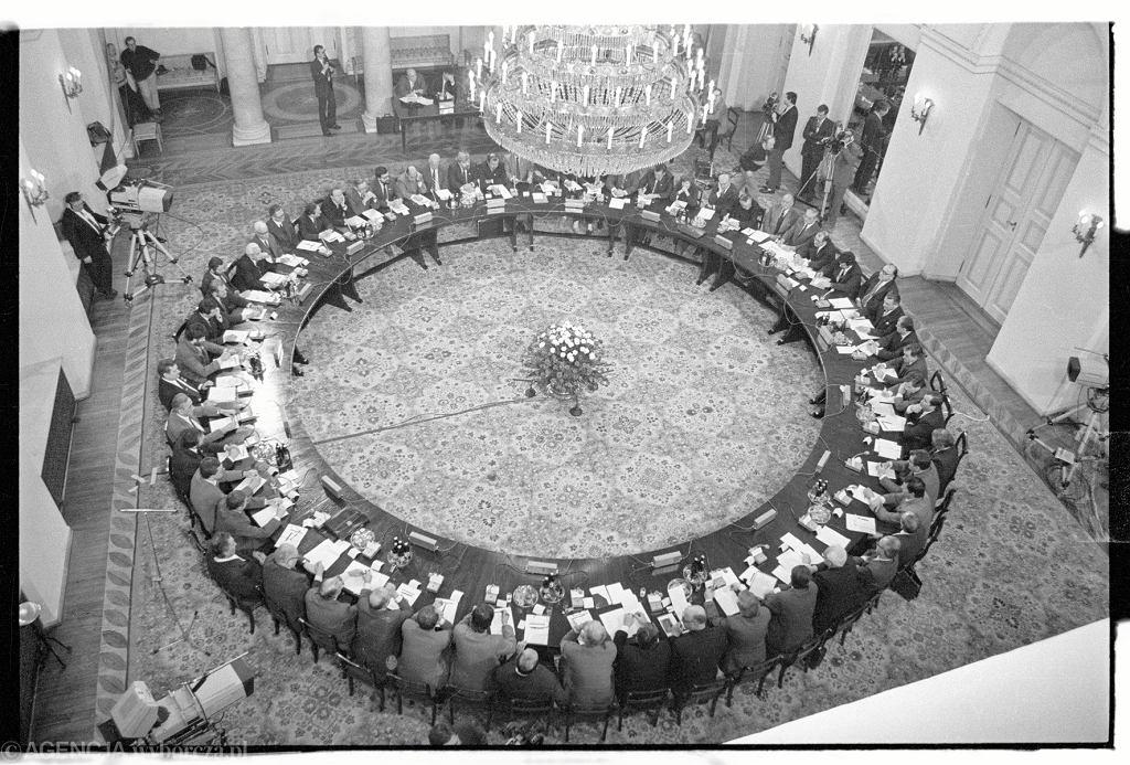 Obrady Okrągłego Stołu
