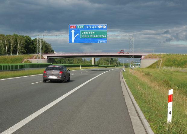 Autostrada A2 połączy się z Via Carpatia. Jest przetarg na kluczowy odcinek