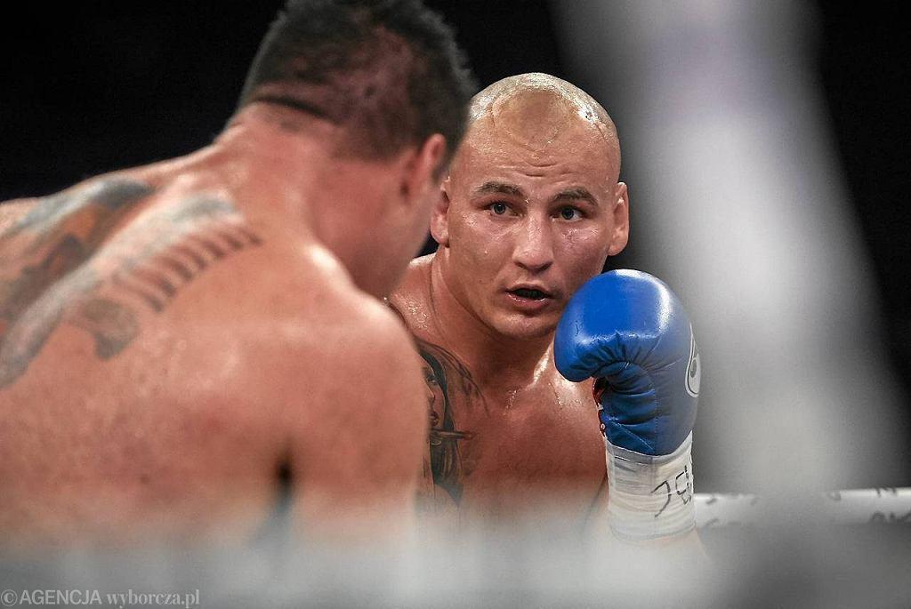 Gala Wojak Boxing Night w Bydgoszczy. Walka Artura Szpilki z Brianem Minto