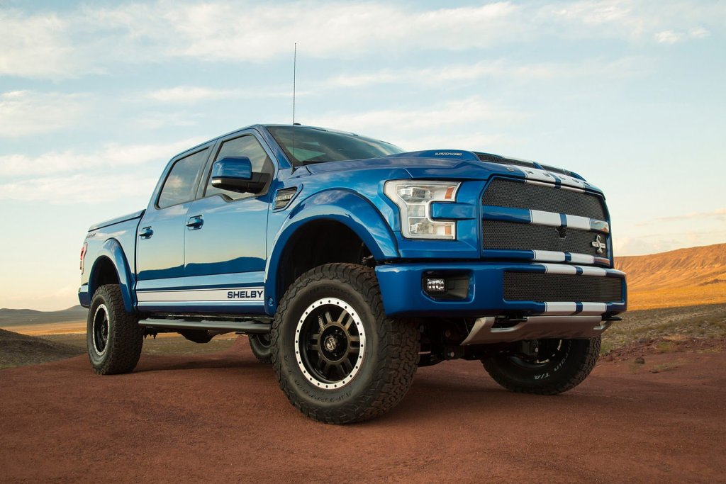 Shelby F-150 2016