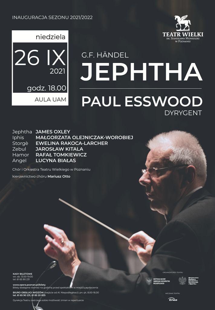 Jephtha w Teatrze Wielkim
