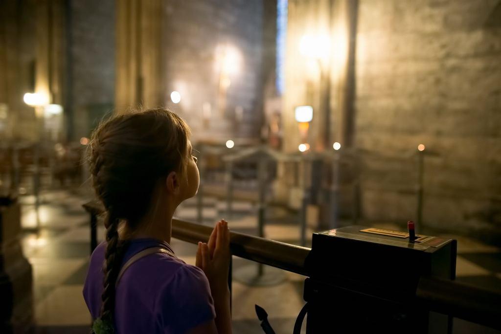 Nie ochrzciliśmy dzieci, ale to nie znaczy, że dzieci nie chodzą do kościoła