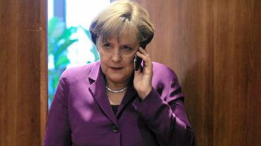''Ser Spiegel'' napisał, że przez wiele lat Stany Zjednoczone podsłuchiwały kanclerz Niemiec