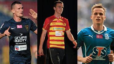Piłkarze ekstraklasy