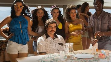 Pablo Escobar party