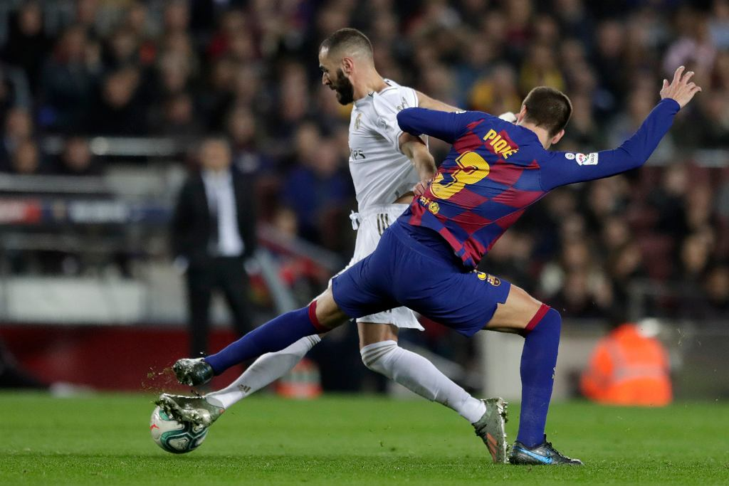 18.12.2019, ElClassico FC Barcelona-Real Madryt