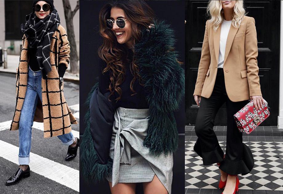 #Instareview - trzy stylizacje z instagrama do skopiowania