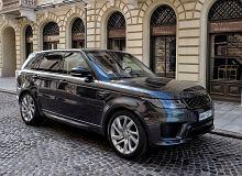 Opinie Moto.pl: Range Rover Sport - Dwa oblicza, jedno prawdziwe