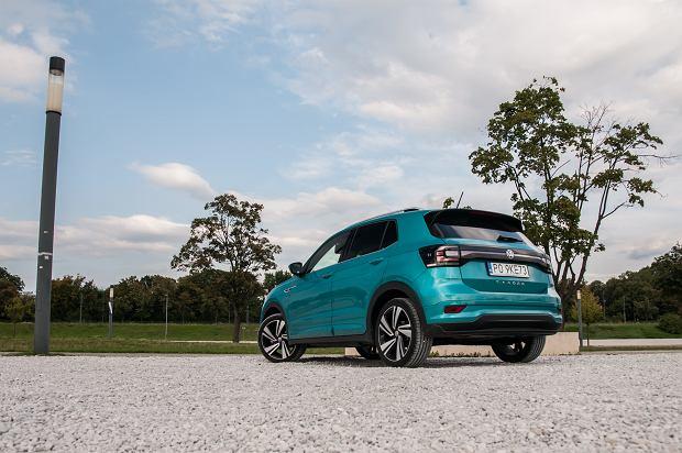 Volkswagen T-Cross 1.0 TSI 115 KM DSG7 (Makena)