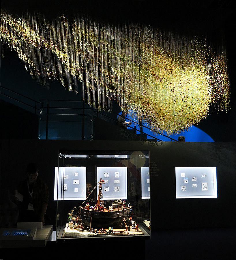 Kometa w Muzeum Muminków w Tampere / Materiały prasowe Tampere Art Museum