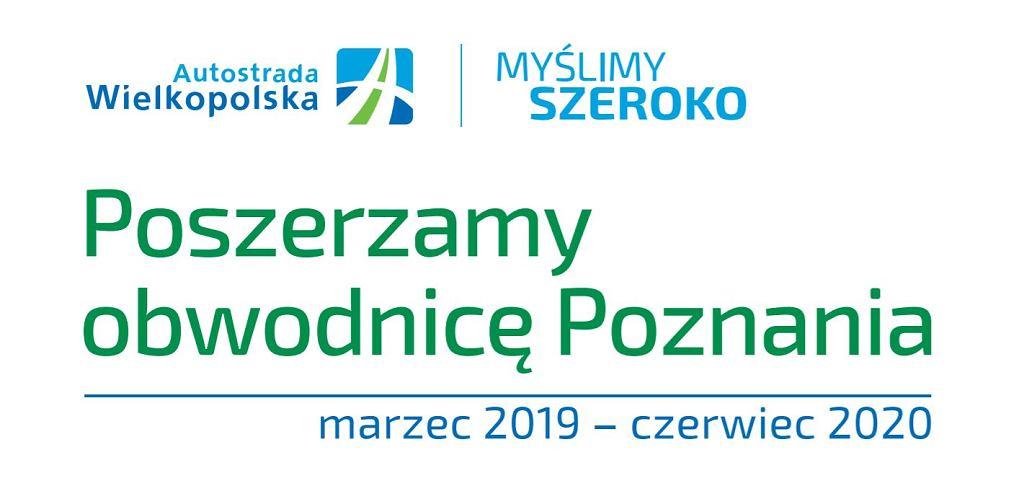 Autostrada Wielkopolska poszerza obwodnicę Poznania