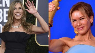 Jennifer Aniston i Renee Zelweger
