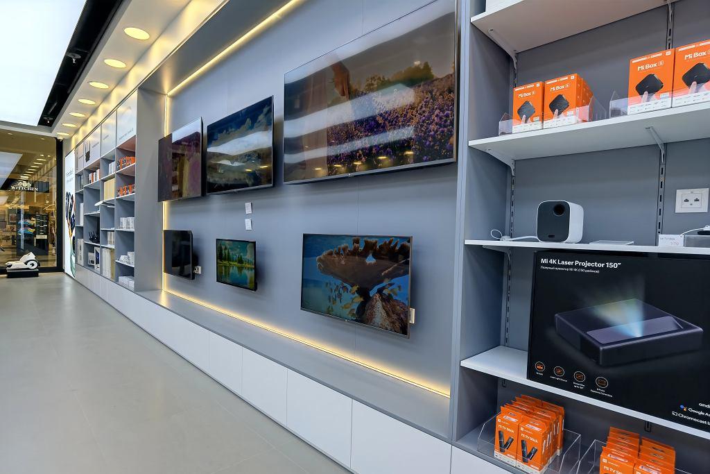 Nowy sklep Xiaomi Mi Store w warszawskiej Arkadii - 17.12.2020