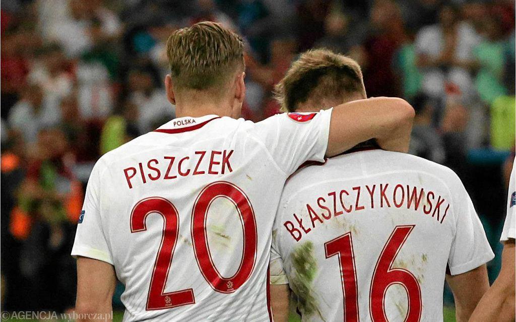 Łukasz Piszczek i Kuba Błaszczykowski