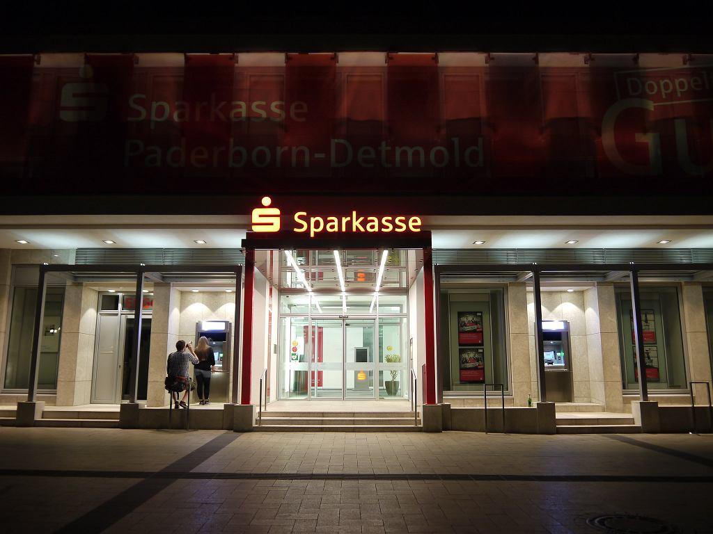 Bank Sparkasse