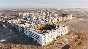 Laureaci konkursu Fasada Roku 2020 - budynek TBS Wrocław