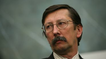"""Jan Żaryn, redaktor miesięcznika """"wSieci Historii"""""""