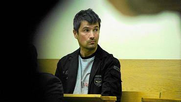 Maciej Z. podczas rozprawy we wrześniu 2011 roku
