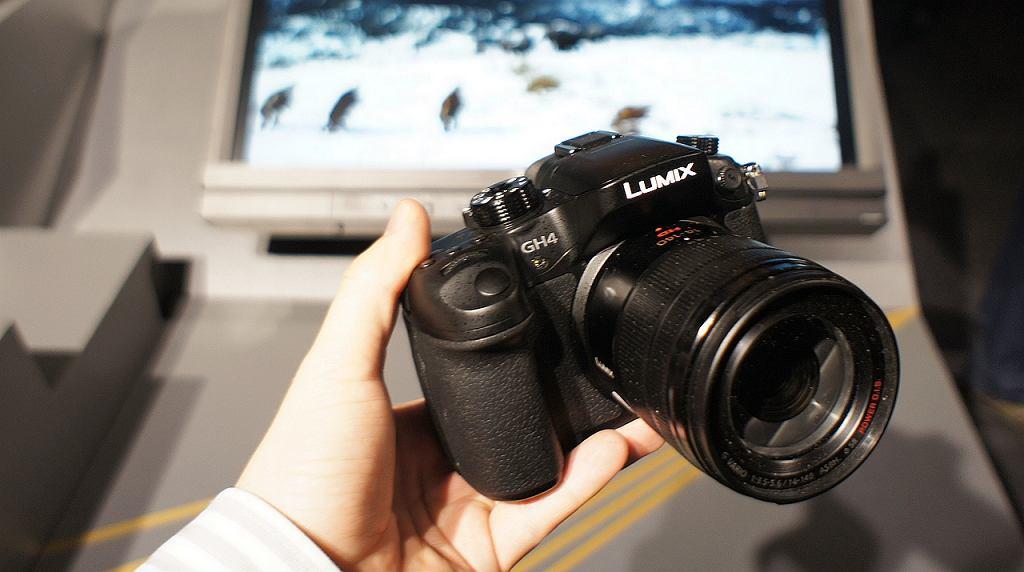 Panasonic Convention 2014 - Lumix GH4