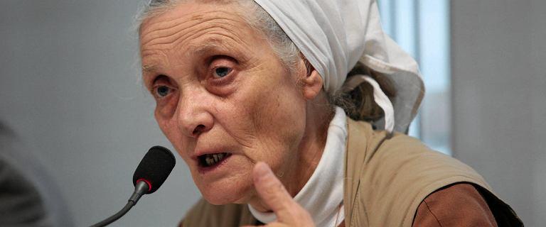 Siostra Chmielewska do Jerzego Owsiaka: Weź głęboki oddech i nie rezygnuj