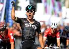 Kwiatkowski długo prowadził. 14. etap Vuelta a Espana jednak dla Yatesa