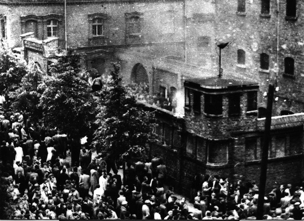 Czerwiec 1956. Więzienie przy Młyńskiej w Poznaniu