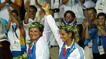 Mistrzyni olimpijska Sofia Bekatorou była molestowana seksualnie przez działacza sportowego