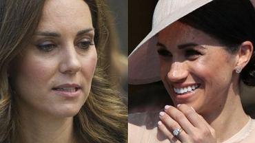 Księżna Kate nie lubi Meghan Markle?