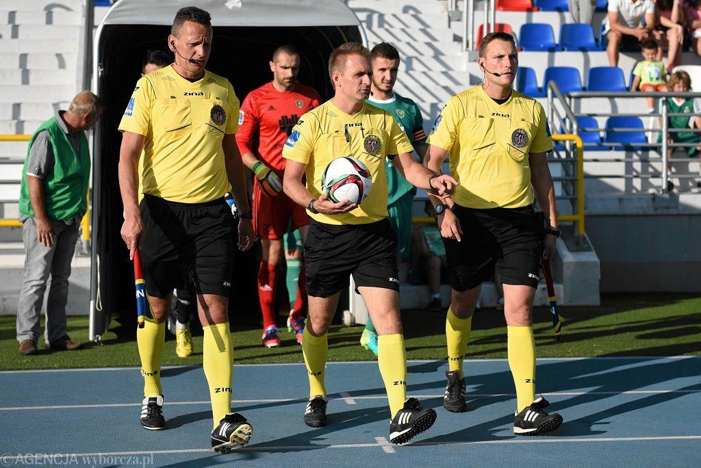 Sędziowie piłki nożnej