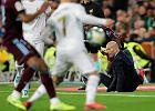 """Zinedine Zidane załamany kontuzją największej gwiazdy Realu Madryt. """"Wygląda źle"""""""