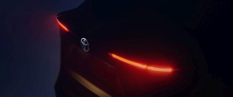 Nowy SUV Toyoty zadebiutuje już w Genewie. Powstanie na Yarisie i będzie najtańszy w rodzinie
