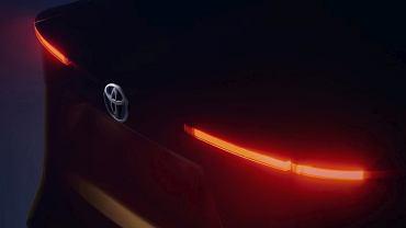 Mały SUV Toyoty zadebiutuje już w Genewie (teaser)
