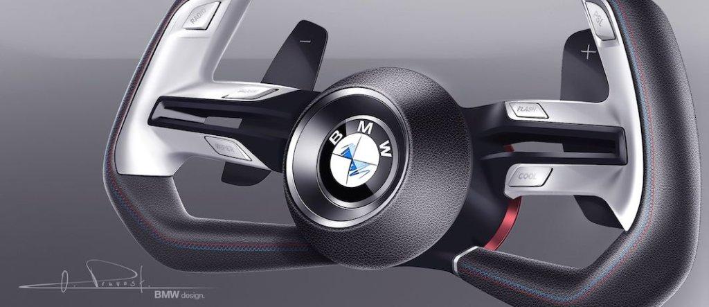 BMW zaprezentuje dwa koncepty w Pebble Beach
