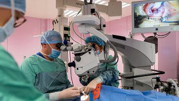Sala operacyjna. Zdj. ilustracyjne