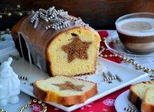 Ciasto z korzenną gwiazdką - ugotuj