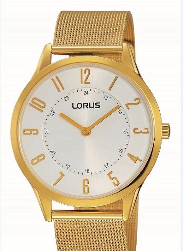 Zdjęcie numer 3 w galerii - Złoty zegarek: obciach czy ciekawy trend?