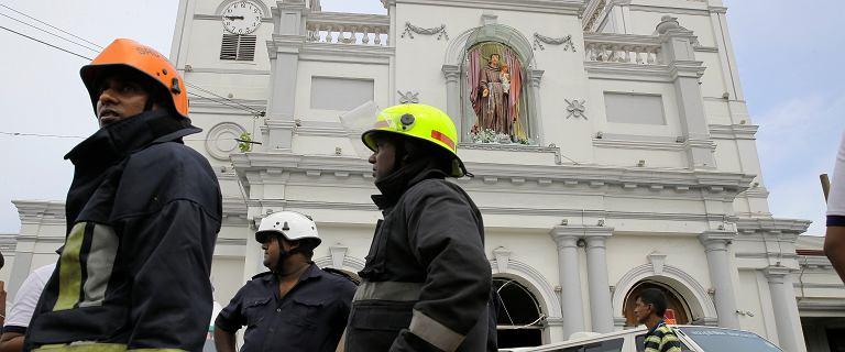 Sri Lanka: Lokalne media podają, że wśród ofiar zamachu jest Polak