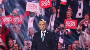 Andrzej Duda inauguruje kampanię wyborczą.