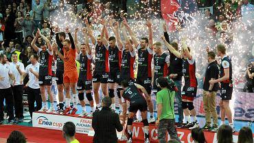 Ostatnio Zaksa zdobyła Puchar Polski w marcu 2014 roku