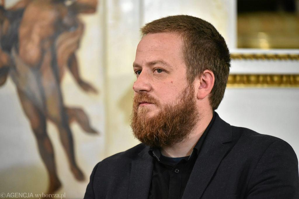Mateusz Matyszkowicz. Zdjęcie ilustracyjne