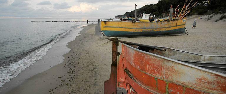 Służby odnalazły kuter zaginiony na Bałtyku. W środku ciało jednego z rybaków