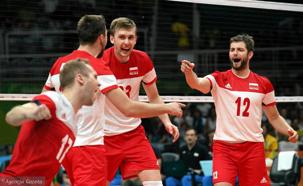 Reprezentacja Polski w siatkówce