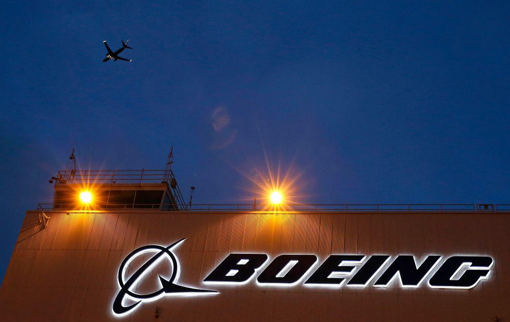 Boeing (zdjęcie ilustracyjne)
