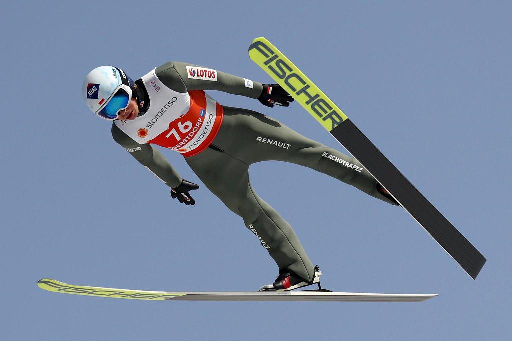 Kamil Stoch w Oberstdorfie, 24 lutego 2021