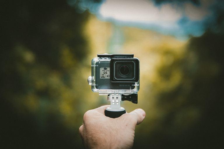 Tanie kamery sportowe 4K