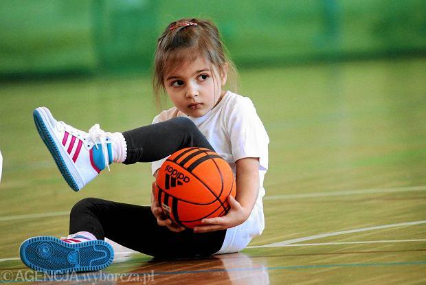 Z koszykówką od małego. Ruszyły koszykarskie przedszkola Legii [ZDJĘCIA]